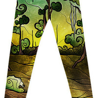 Alligator Swamp Leggings