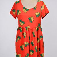 Pineapple Express Dress | Bloody-Fabulous