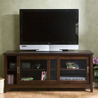 Durham Media Stand | Living Room Furniture| Furniture | World Market
