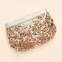 SEQUIN EMBELLISHED CLUTCH - Juicy Couture New Arrivals - View All - Juicy Couture