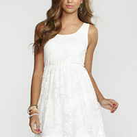 dELiAs > Sleeveless Lace Dress >