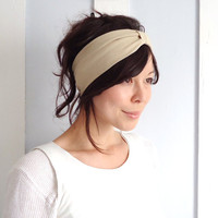 Sandstone Headband by ChiChiDee on Etsy