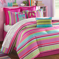 Youth Stipple Comforter Set | Atlantic Linens