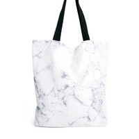 ASOS | ASOS Marbled Shopper Bag at ASOS