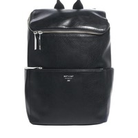 matt & nat | Matt & NatBrave Simple Backpack in Black at ASOS