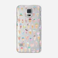 Transparent Ice Cream | Design your own iPhonecase and Samsungcase using Instagram photos at Casetagram.com | Free Shipping Worldwide✈