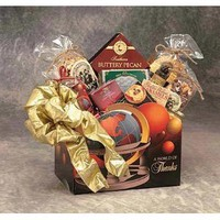 A World Of Thanks Gift Basket - Large