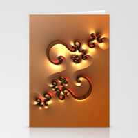 Curvy One Stationery Cards by Lyle Hatch | Society6