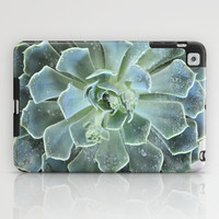 Succulents II iPad Case by Lisa Argyropoulos | Society6