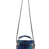 MARQUES'ALMEIDA PYTHON PURSE - WOMEN - JUST IN - MARQUES'ALMEIDA - OPENING CEREMONY