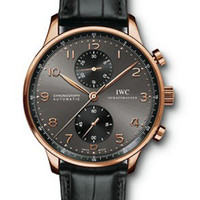 IWC Portuguese Automatic Chronograph IW3714-82 [2012042077] - $86.00 : Cheap and high quality Replica Panerai Watches on Sale, IWC,Breitling,TAG Heuer,Panerai,Hublot replicas For Sale,Free Shipping
