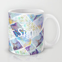 Looking for Signs Mug by Ben Geiger