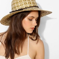 Christy's Hats Edith Printed Straw Hat - Urban Outfitters
