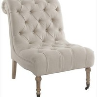 Aidan Gray - Mullins Tufted Side Chair - BCH46
