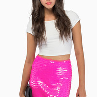 Friday Night Lights Mini Skirt $39