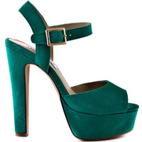 Steve Madden&#x27;s 12 Dynemite - Mint Green for 109.99 direct from heels.com