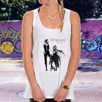 Fleetwood Mac for men,women,tank top