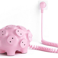 Porky The Powerstrip Pig | Geekologie