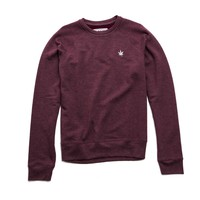 Mens Heather Crew Neck Sweatshirt - Boast USA