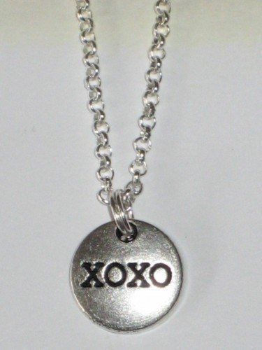 XOXO Friendship Necklace | StarlightSarah - Jewelry on ArtFire