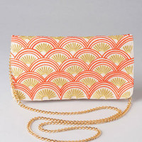 AMIRA EMBROIDERED CLUTCH