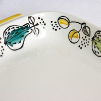 Vintage Rorstrand Granada 7 Ovenware | lilgreenshop - Collectibles on ArtFire