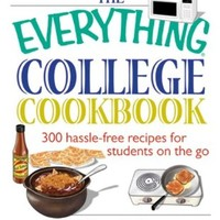 The Everything College Cookbook: 300 Hassle-Free Recipes For Students On The Go (Everything®):Amazon:Kindle Store