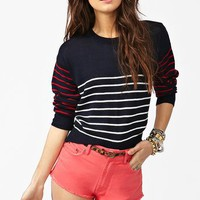 Sylvie Stripe Knit in  Clothes at Nasty Gal