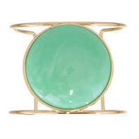 Mint Alex Statement Cuff