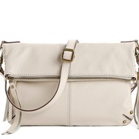 Lucky Brand Del Ray Leather Cross Body Bag