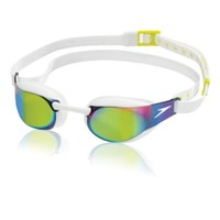 Fastskin3 Elite Mirrored Goggle - Goggles - Speedo USA SwimwearSpeedo USA - ACCESSORIES: Shop By Category: Goggles: Performance: Fastskin3 Elite Mirrored Goggle