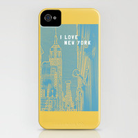New York, New York iPhone Case by Twiggs' Designs | Society6