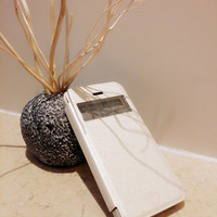 white iphone 5 case.special iphone 5s case,leather iphone 5 cover,beautiful iphone 5s cover