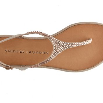 Chinese Laundry Get Closer Flat Sandal