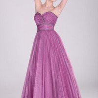 Sweetheart Fantastic Prom Gown - Basadress.com