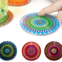 KALEIDOSCOPE COASTERS