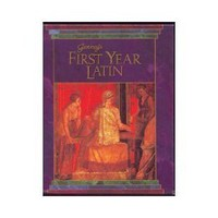 First Year Latin by Charles Jenney