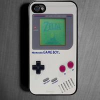 Classic Gameboy iPhone Case Fits   iPhone 4 / 4s by CRAFIC