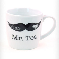 Mr. Tea Mug | PLASTICLAND