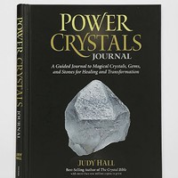 Power Crystals Journal - Urban Outfitters