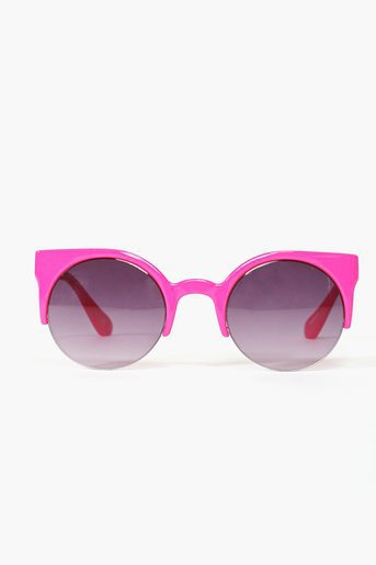Loren Shades - Hot Pink in  Clothes at Nasty Gal