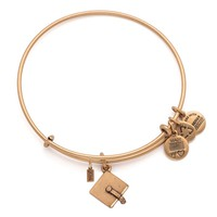 2014 Graduation Cap Charm Bangle