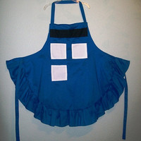 120401 Doctor Who Original Design Tardis by JeanLouisesCloset