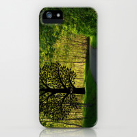 Love Nature iPhone & iPod Case by RDelean