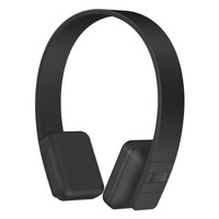 Generic H2X Wireless Headphone Bluetooth Headset with Microphone, 14 Hours of Music Playback, 12 Hours of Talk Time (Black)