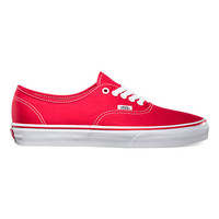 Vans Canvas Authentic (Red)