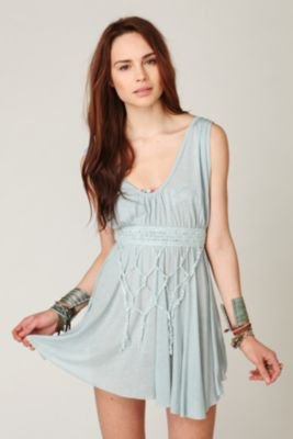 New Romantics Distant Shores Sleeveless Tunic at Free People Clothing Boutique