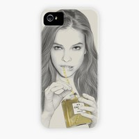 """Sippin on Gin n Juice "" - Phone Case by Kei Meguro"