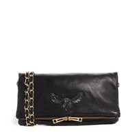 Zadig & Voltaire Rock Leather Bag with Detachable Chain Strap