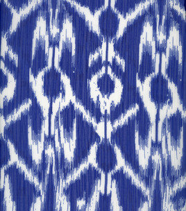 Simply Silky Print- Blue/White Ikat Yoryu : Fashion Collections : apparel fabric : fabric :  Shop | Joann.com